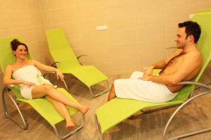 Ruheraum im Schwesterhotel Sporthotel ROYAL X – Ferienhäuser Leitner – Urlaub in Kärnten am See – Urlaub am Millstätter See
