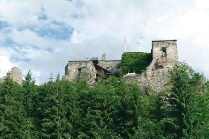 Burg Sommeregg – Familienurlaub in Kärnten am See – Ferienhaus am Millstätter See – Ferienhäuser Leitner