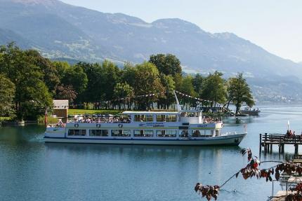 Millstätter See Schifffahrt – Familienurlaub in Kärnten am See – Ferienhaus am Millstätter See – Ferienhäuser Leitner