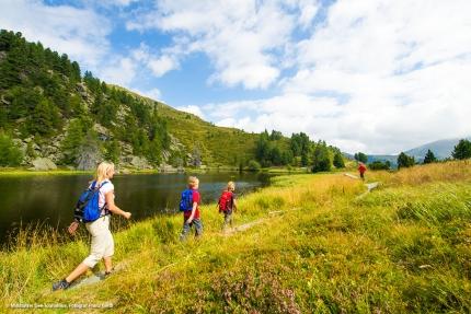 Wandern im Nationalpark Nockberge – Urlaub am Millstätter See – Urlaub am See in Kärnten
