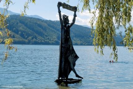 Statuenweg – Urlaub am Millstätter See – Urlaub am See in Kärnten
