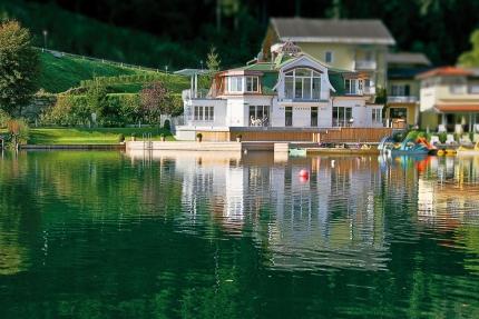 Seevilla Cattina – Appartements am Millstätter See in Kärnten – Urlaub in Kärnten am See