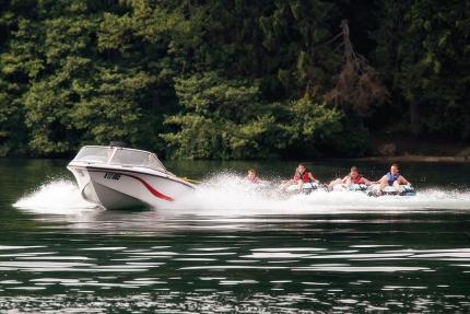Ringo fahren am Millstätter See – Ferienhäuser Leitner – Urlaub in Kärnten am See – Urlaub am Millstätter See